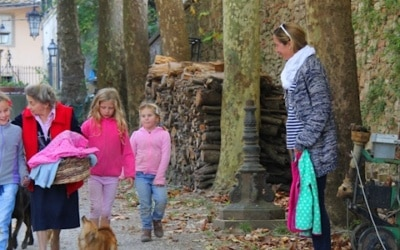"""""""Reisetrend: Mehrgenerationen-Urlaub in der Toskana"""""""