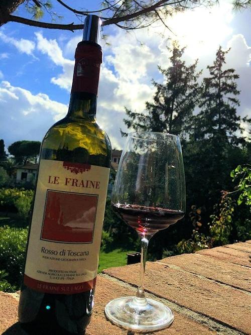 Entspannung mit Panoramablick im Ferienhaus In Toscana