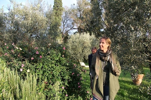 Villa Sesto Fiorentino: 5 ha landwirtschaftliche Fläche und Garten mitten im Wohngebiet.