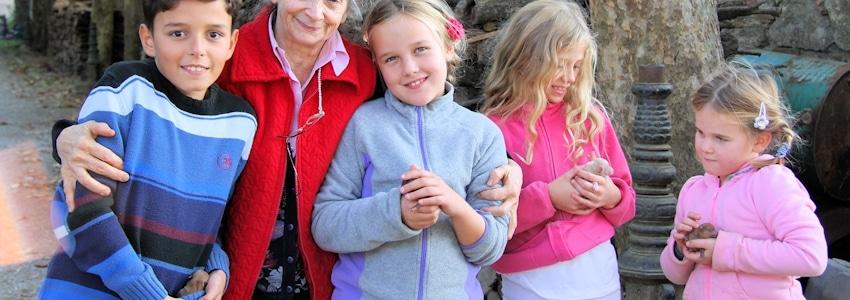 Kinderfreundliche Toskana