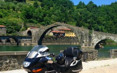 """""""Ein Paradies für Motorbiker"""""""