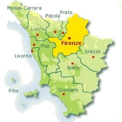 Unterkünfte Florenz und Umgebung