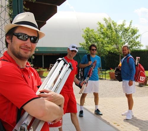 1. Fotoalbum zum Tennisurlaub in der Toskana
