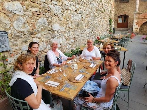 Die Seele baumeln lassen in der Toskana mit Regina Maaß © Regina Maaß