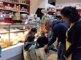 Halloween in Terricciola: Alimentari da Francesca - Toskana