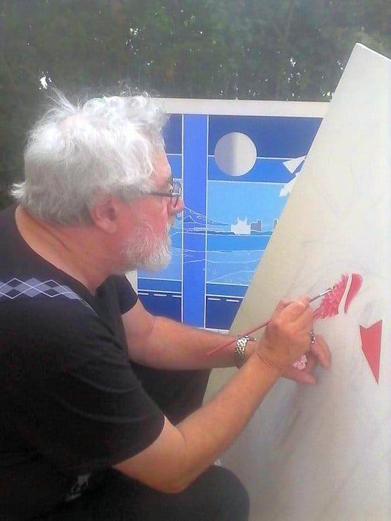 """Maler Leopoldo Terreni"" Terricciola"