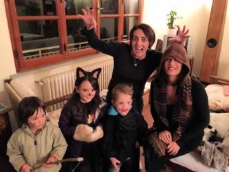 Halloween in Terricciola - Toskana