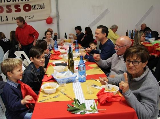 Jahresabschlussfest der Dorfmusikanten in Terricciola