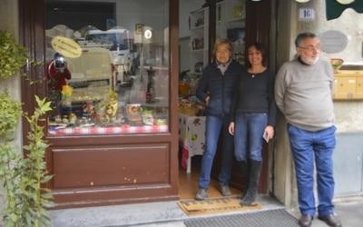 Kaffee-Rösterei in Terricciola -Toskana