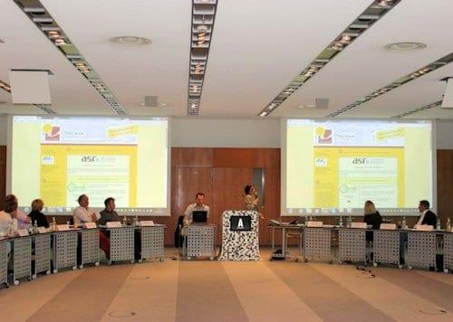 Toscana-Forum nimmt an der asr-Tagung in Wolfsburg teil