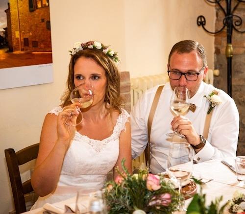 Hochzeitsessen