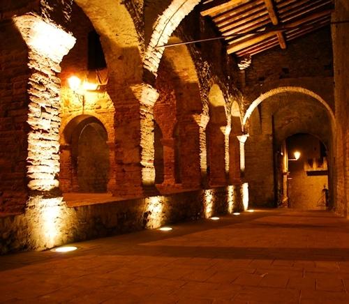 Kloster Suvereto