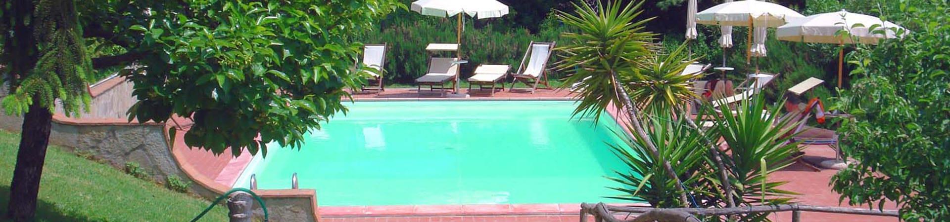Ferienwohnung Toskana 3