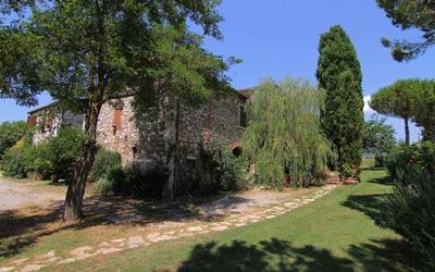 Bio-Bauernhof Asciano 1