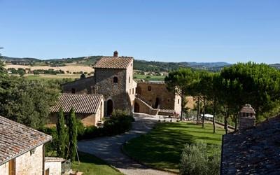 Burg Castiglione 1