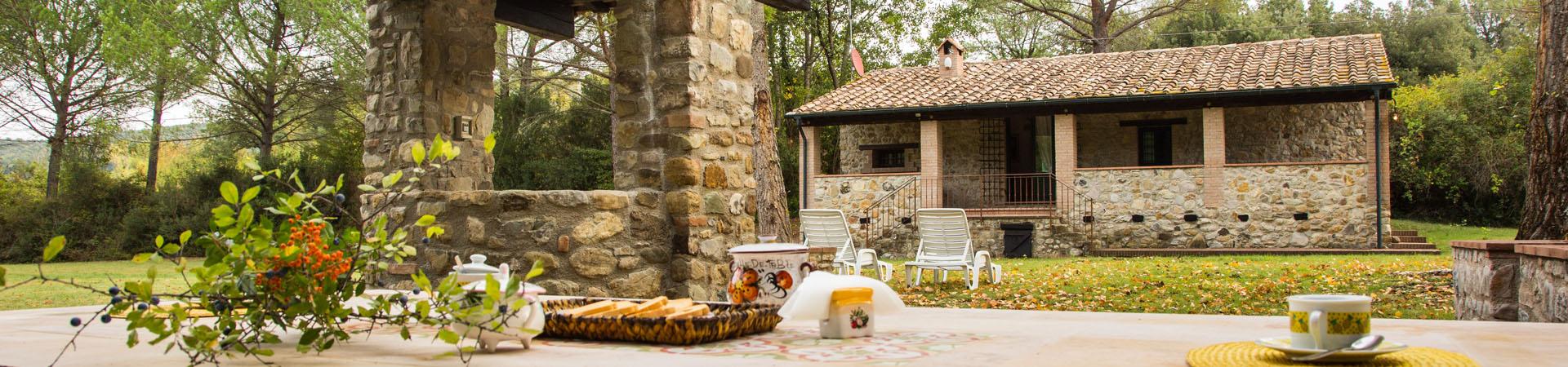 Cottage La Sassa 1