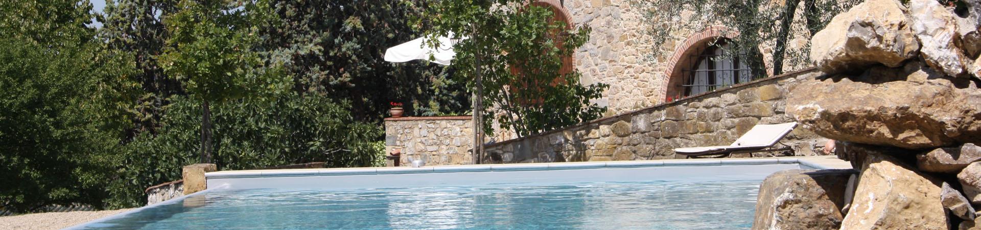 Ferienhaus Chianti 2