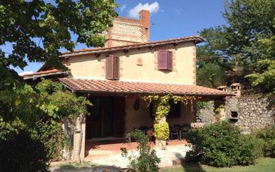 Buchungsanfrage Villa Rapolano Terme 1