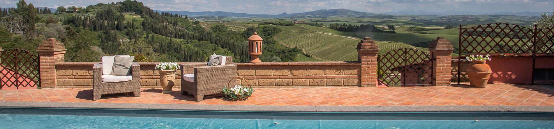 Luxusvilla Toscana Peccioli 4