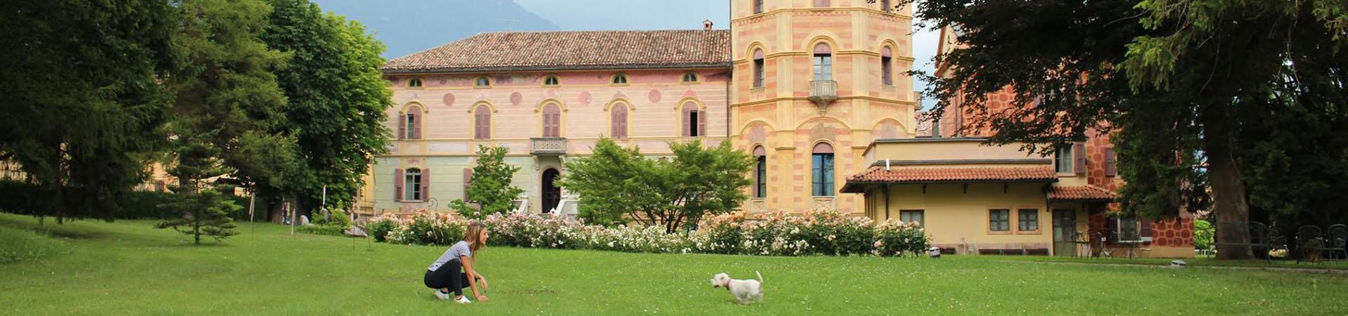 Hotel Villa Comano ****