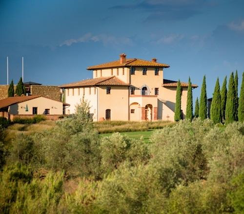 Landgut Terricciola – Urlaub auf dem Weingut