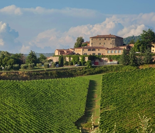 Burg Chianti 3 – Urlaub auf dem Weingut