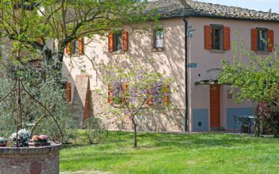 Agriturismo Peccioli 3 Außenansichten 14