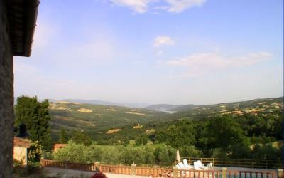 Bio Agriturismo Caprese 1 Panorama 02