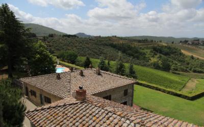 Burg Chianti 3 Außenansichten 07