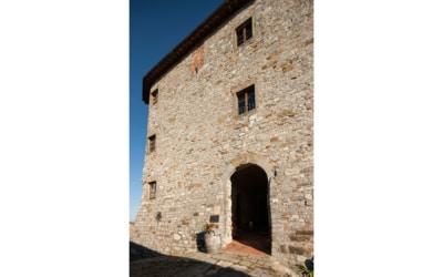 Burg Chianti 3 Außenansichten 26