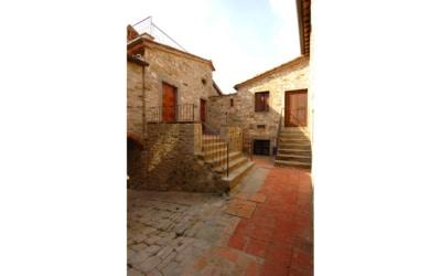 Burg Chianti 4 Außenansichten 04