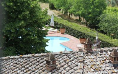 Burg Chianti 4 Außenansichten 05