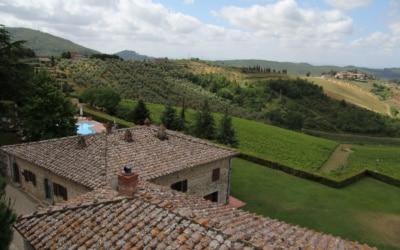 Burg Chianti 4 Außenansichten 06