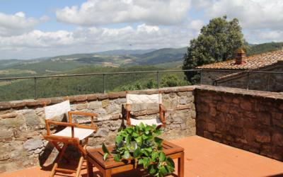 Burg Chianti 4 Außenansichten 10