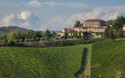 Burg Chianti 4 Außenansichten 19