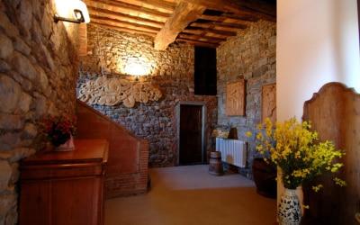 Burg Chianti 4 Innenansichten 01