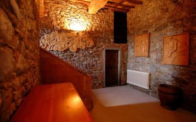 Burg Chianti 4 Innenansichten 02