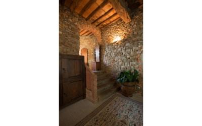 Burg Chianti 4 Innenansichten 04
