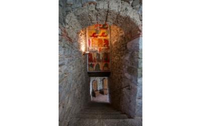Burg Chianti 4 Innenansichten 06