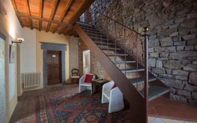 Burg Chianti 4 Innenansichten 07