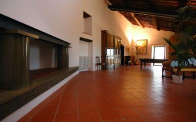 Burg Chianti 4 Innenansichten 09