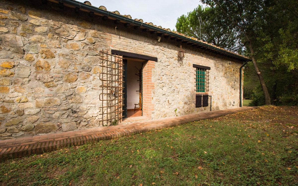 Cottage La Sassa 1 Außenansichten 01