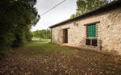 Cottage La Sassa 1 Außenansichten 03