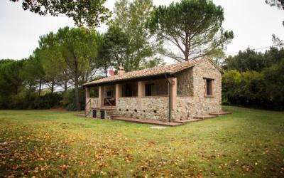 Cottage La Sassa 1 Außenansichten 04