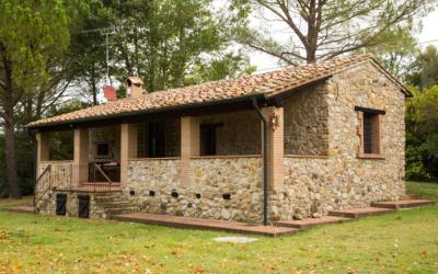Cottage La Sassa 1 Außenansichten 05