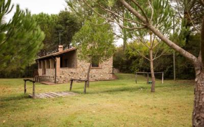 Cottage La Sassa 1 Außenansichten 06