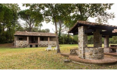 Cottage La Sassa 1 Außenansichten 12