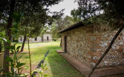 Cottage La Sassa 1 Außenansichten 17