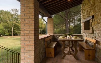 Cottage La Sassa 1 Veranda 01