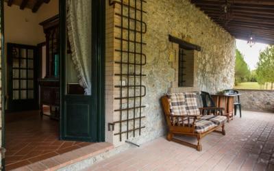 Cottage La Sassa 1 Veranda 02